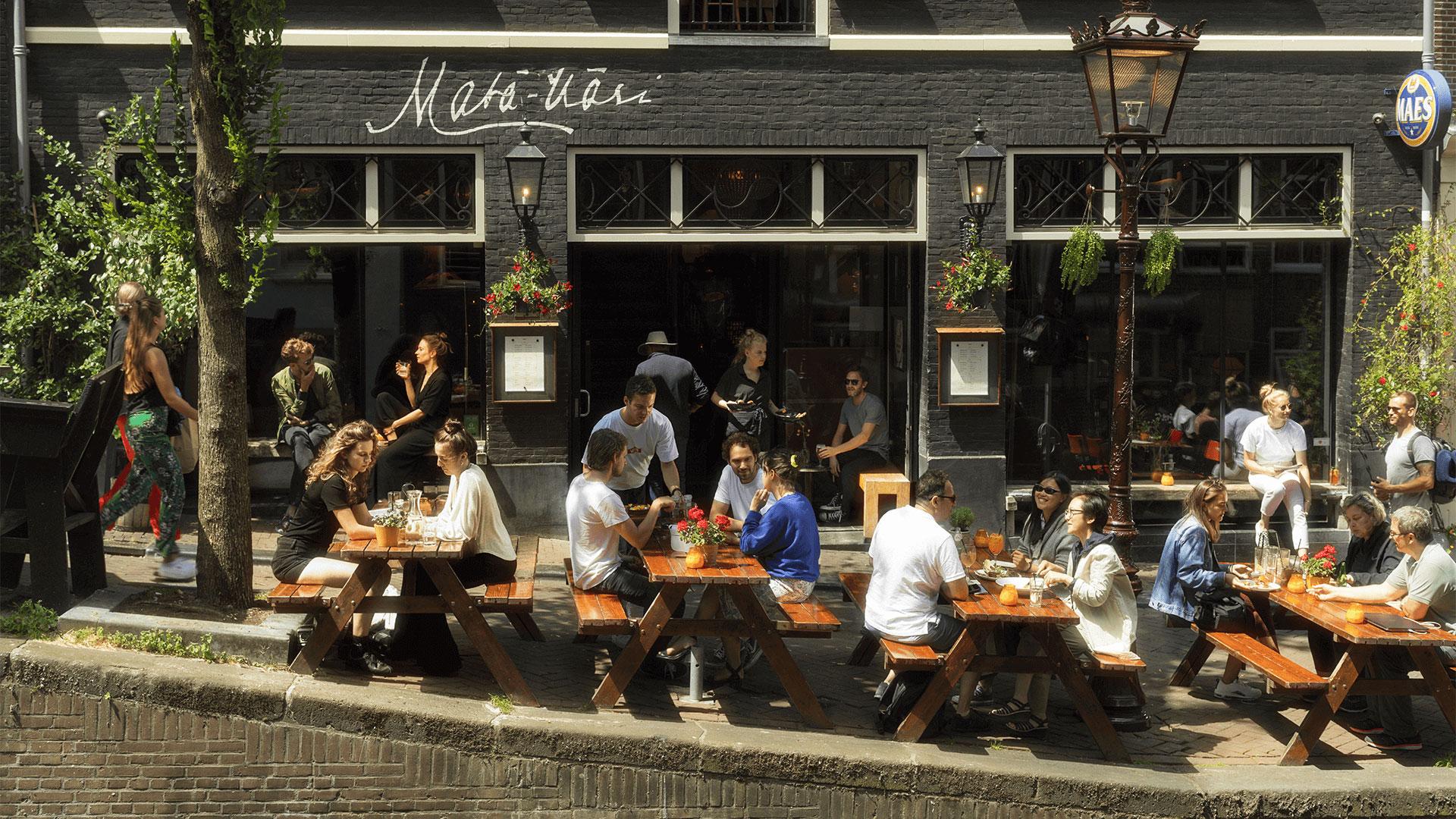 restaurant amsterdam